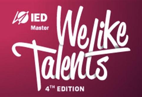 Torna ''We Like Talents'', il concorso di IED che mette in palio 14 borse di studio