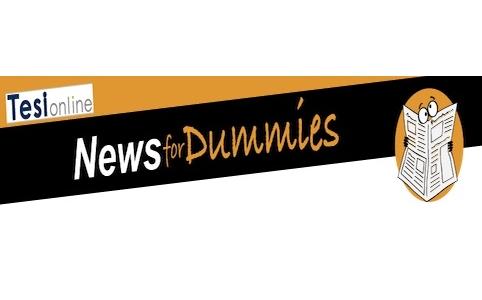 Arriva News For Dummies, ogni mattina sul vostro smartphone le 4 notizie da sapere