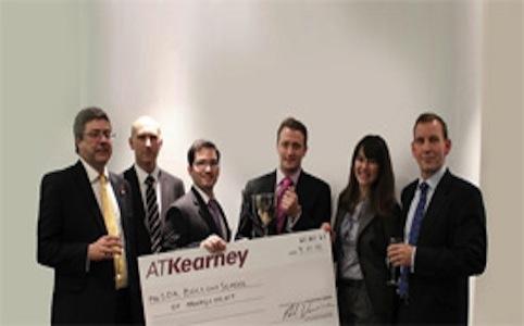 Gli studenti di SDA Bocconi vincono la prestigiosa A.T. Kearney Competition