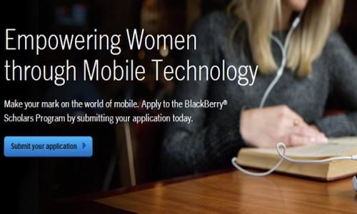 BlackBerry offre borse di studio alle future esperte di scienze, tecnologia, ingegneria e matematica
