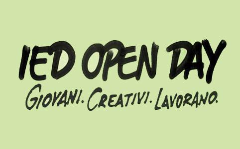 Sarà il 29 marzo l'OPEN DAY IED più grande d'Italia