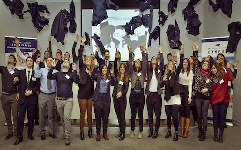 Il Gruppo Sanpellegrino offre a 24 neolaureati l'opportunità di formarsi in azienda e sul campo