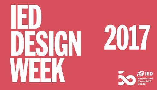 IED alla Design Week: creatività, innovazione, progettualità
