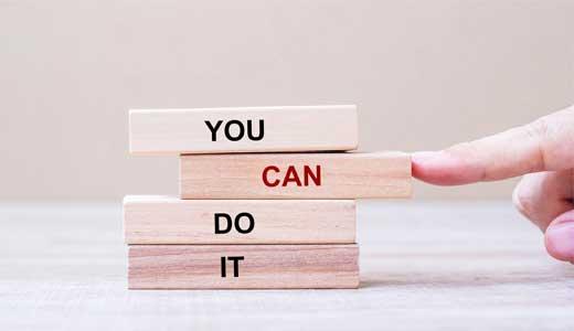 Cercare lavoro: devi avere fiducia in te stesso