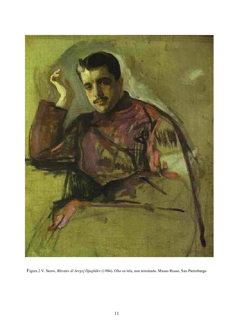 Anteprima della tesi: Impressionismo Russo, Pagina 8