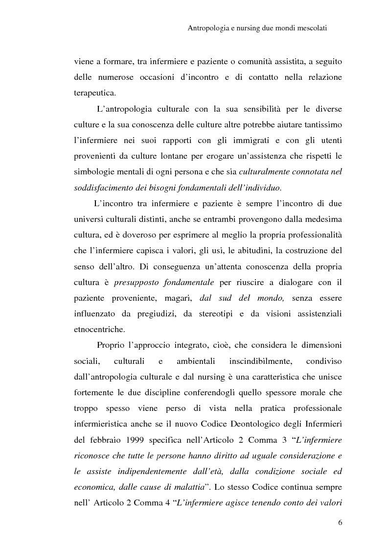 Anteprima della tesi: Madeleine Leininger e il nursing transculturale, Pagina 10