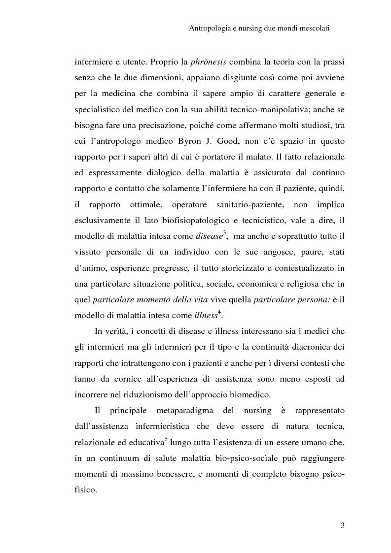 Anteprima della tesi: Madeleine Leininger e il nursing transculturale, Pagina 7