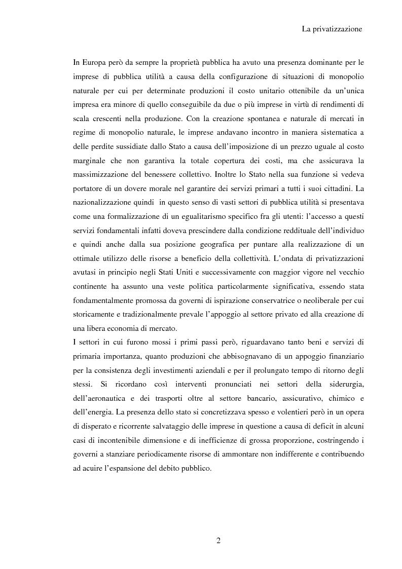 Anteprima della tesi: La recente evoluzione del mercato del trasporto aereo: il fenomeno delle Low Cost Airlines, Pagina 10