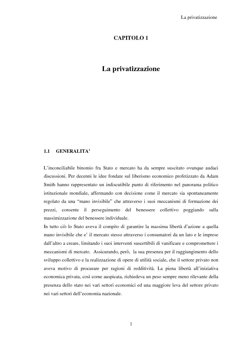 Anteprima della tesi: La recente evoluzione del mercato del trasporto aereo: il fenomeno delle Low Cost Airlines, Pagina 9