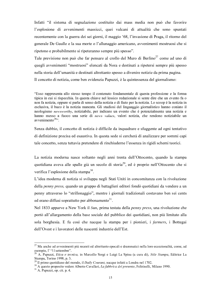Anteprima della tesi: La caduta del Muro di Berlino attraverso la stampa internazionale, Pagina 13