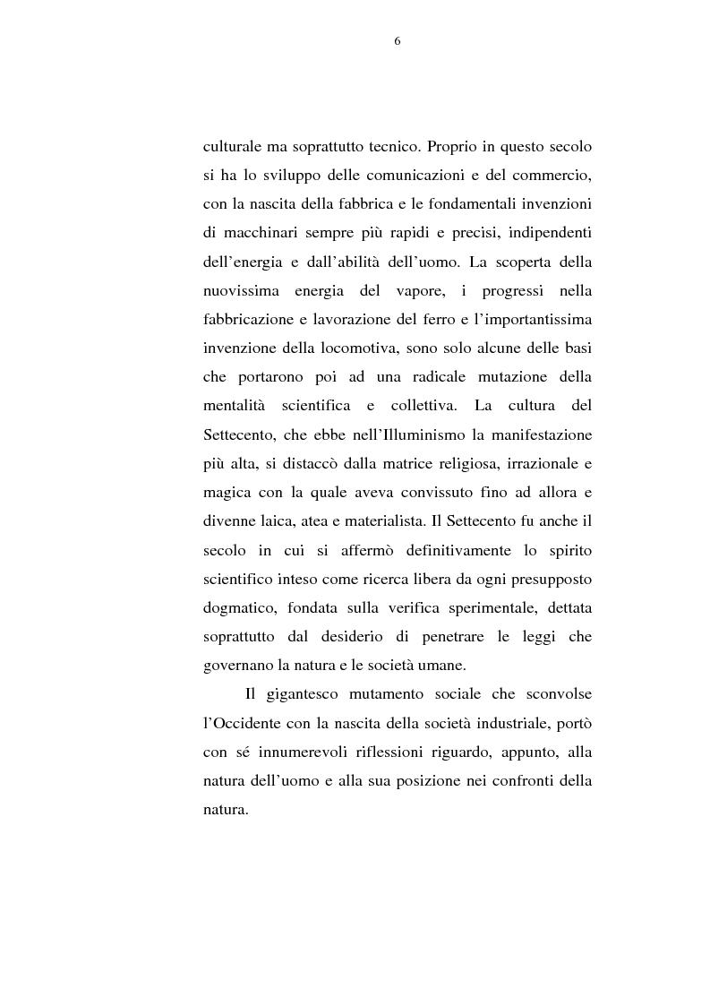 Anteprima della tesi: Il corpo tecnologico: verso un nuovo modello relazionale, Pagina 15