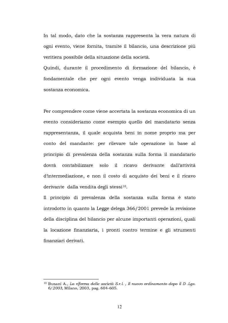 Anteprima della tesi: La riforma del bilancio, Pagina 10