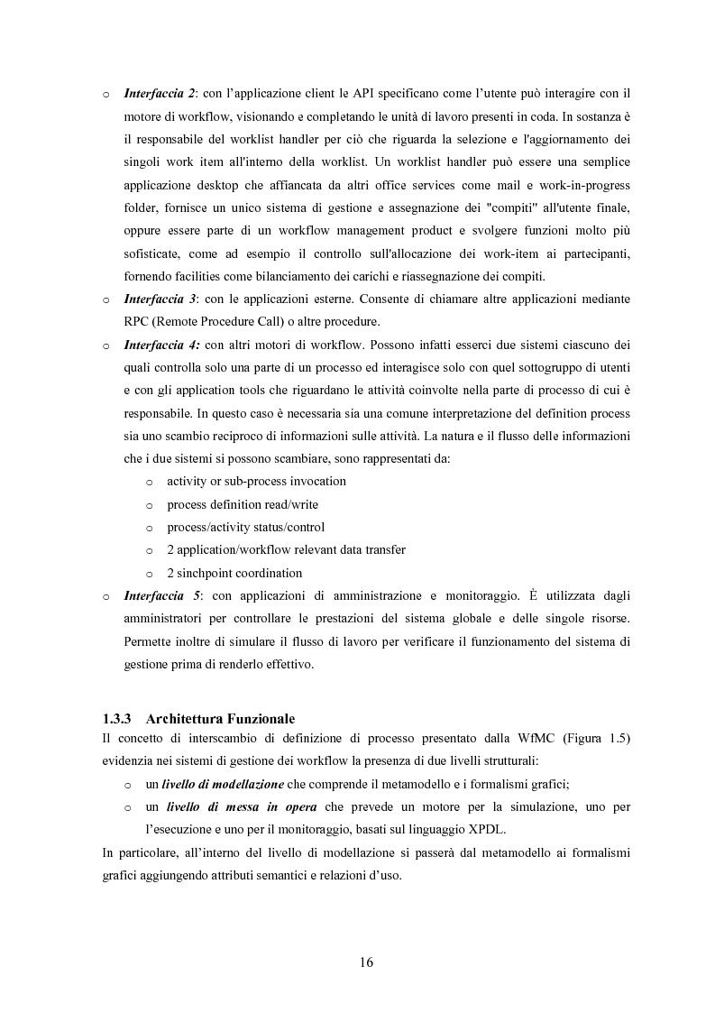 Anteprima della tesi: JWORKFLOW: un sistema per modellare workflow con utilizzo di strumenti di process mining, Pagina 12