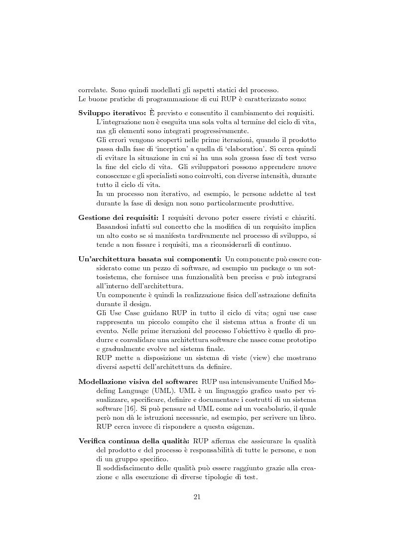Anteprima della tesi: Da eXtreme Programming a XPTracking: la concretizzazione di valori e pratiche in una applicazione software, Pagina 15