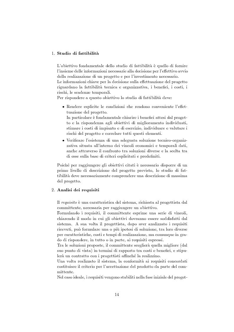 Anteprima della tesi: Da eXtreme Programming a XPTracking: la concretizzazione di valori e pratiche in una applicazione software, Pagina 8