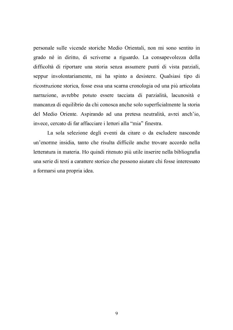 Anteprima della tesi: Il conflitto Israelo-Palestinese: la prospettiva psicologica di Daniel Bar-Tal, Pagina 9