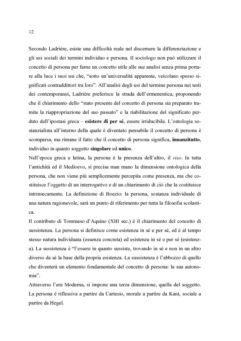 Anteprima della tesi: Analisi psicodinamica delle situazioni di lavoro: uno studio di caso presso un ospedale della provincia di Bergamo, Pagina 8