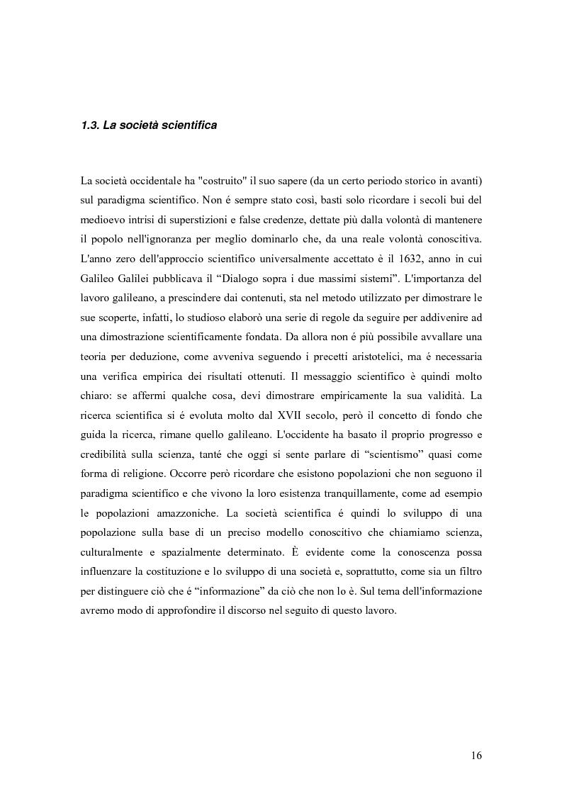 Anteprima della tesi: WOKS, un Modello per L'intelligenza Collettiva, Pagina 12