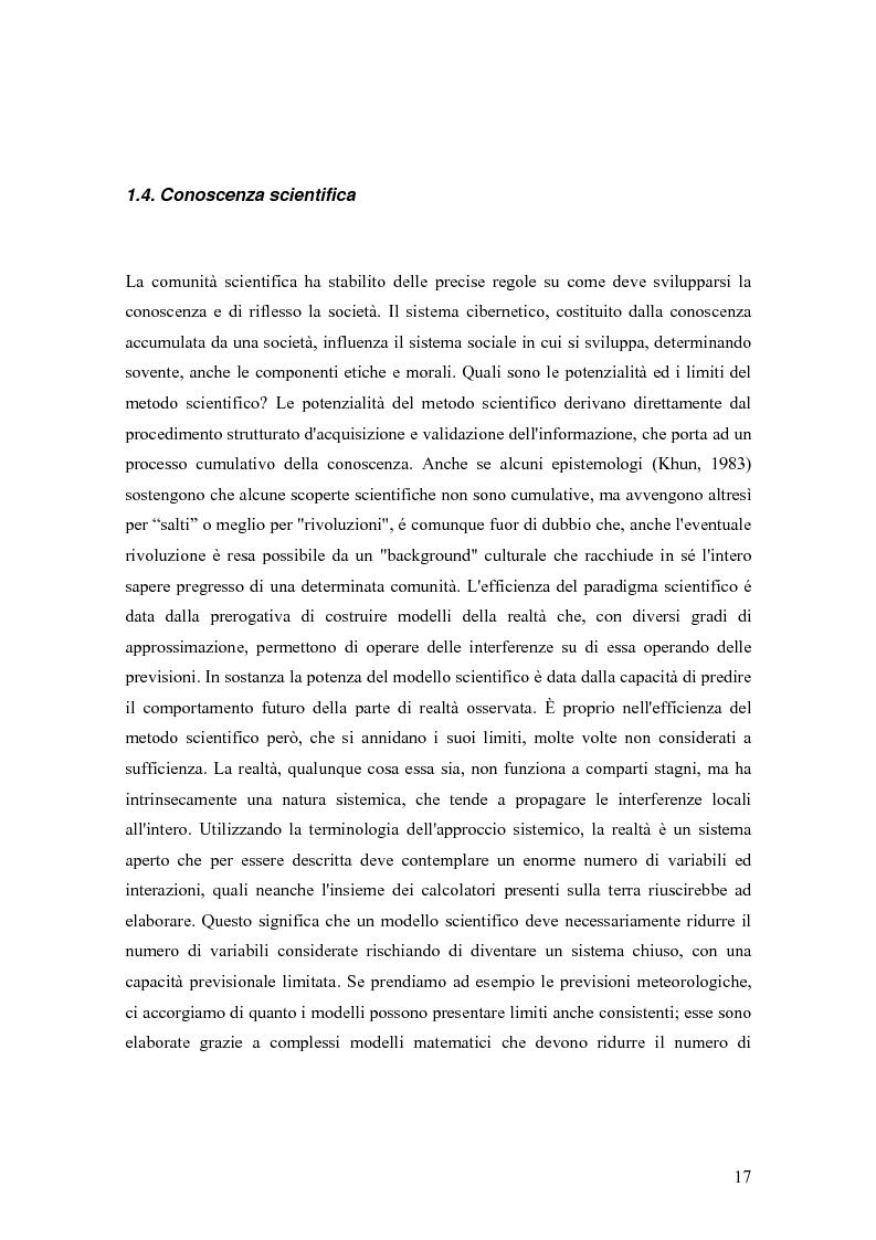 Anteprima della tesi: WOKS, un Modello per L'intelligenza Collettiva, Pagina 13