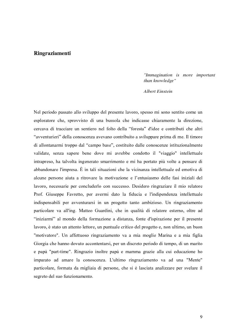 Anteprima della tesi: WOKS, un Modello per L'intelligenza Collettiva, Pagina 5