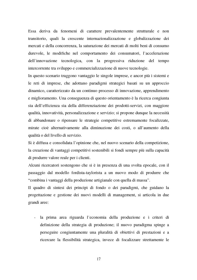 Anteprima della tesi: Le nuove tecniche e tecnologie in azienda: L'utilizzo della business intelligence per il customer relationship management, Pagina 14