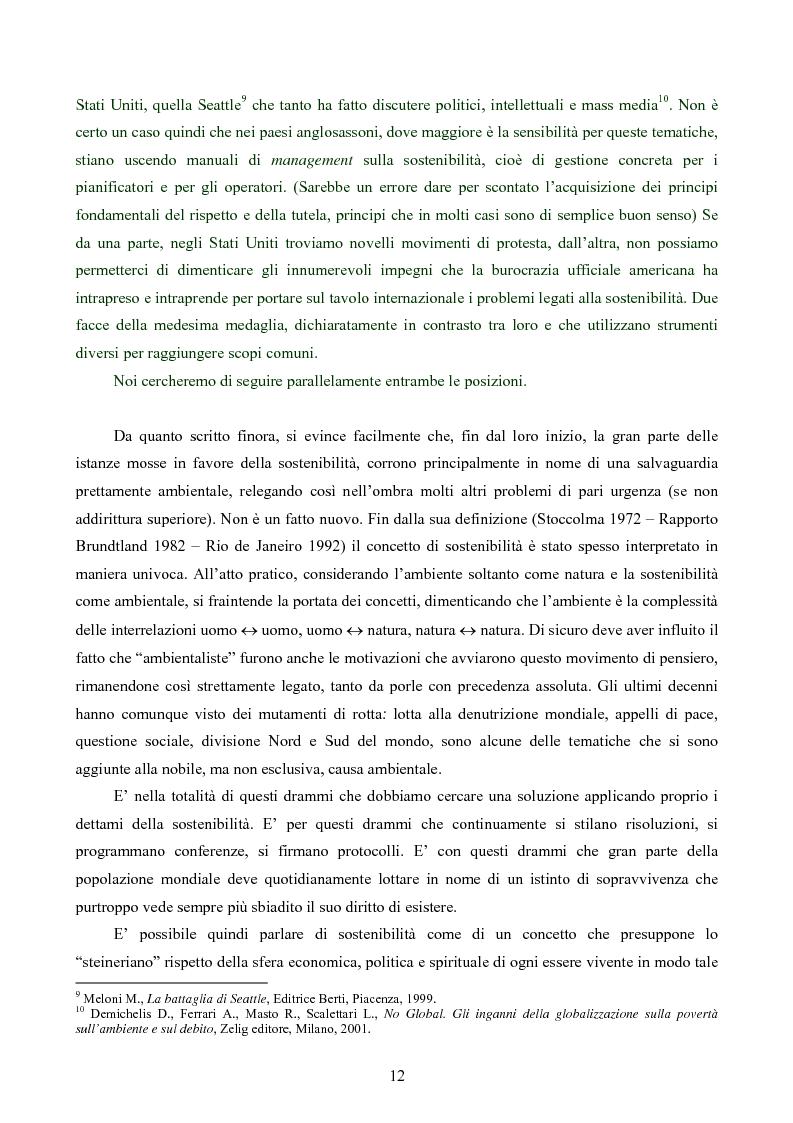 Anteprima della tesi: Turismo responsabile: il Nicaragua e la Regione Centroamericana, Pagina 10