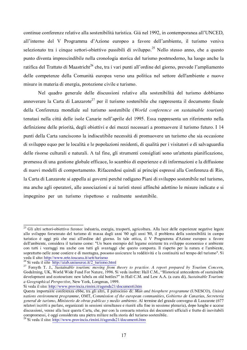 Anteprima della tesi: Turismo responsabile: il Nicaragua e la Regione Centroamericana, Pagina 15