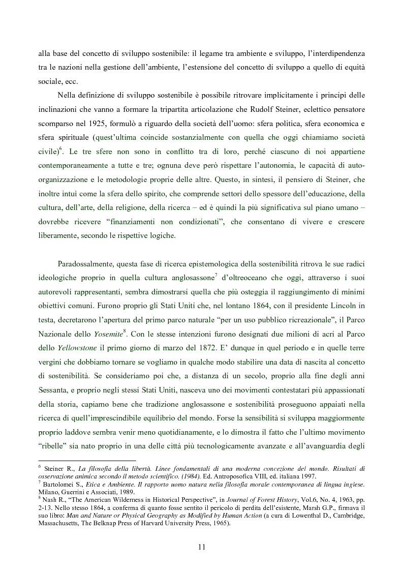 Anteprima della tesi: Turismo responsabile: il Nicaragua e la Regione Centroamericana, Pagina 9