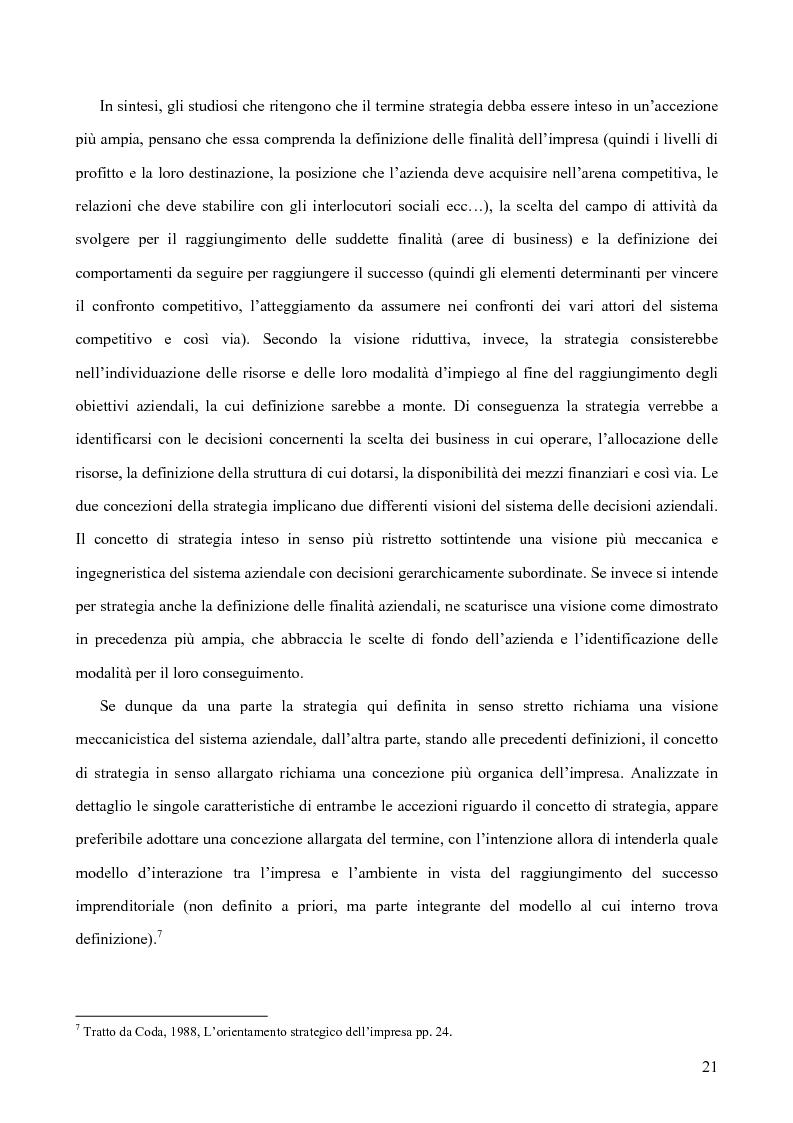 Anteprima della tesi: Le alleanze strategiche nel settore automobilistico, Pagina 15