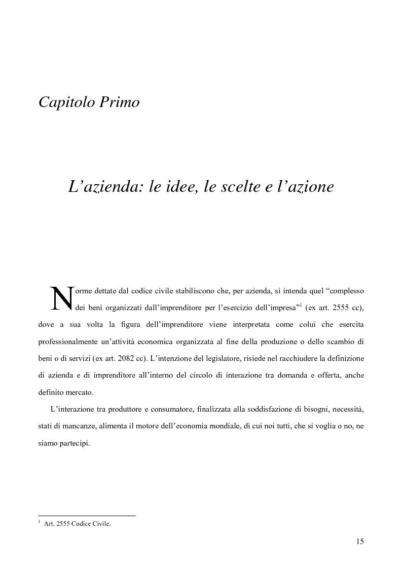Anteprima della tesi: Le alleanze strategiche nel settore automobilistico, Pagina 9