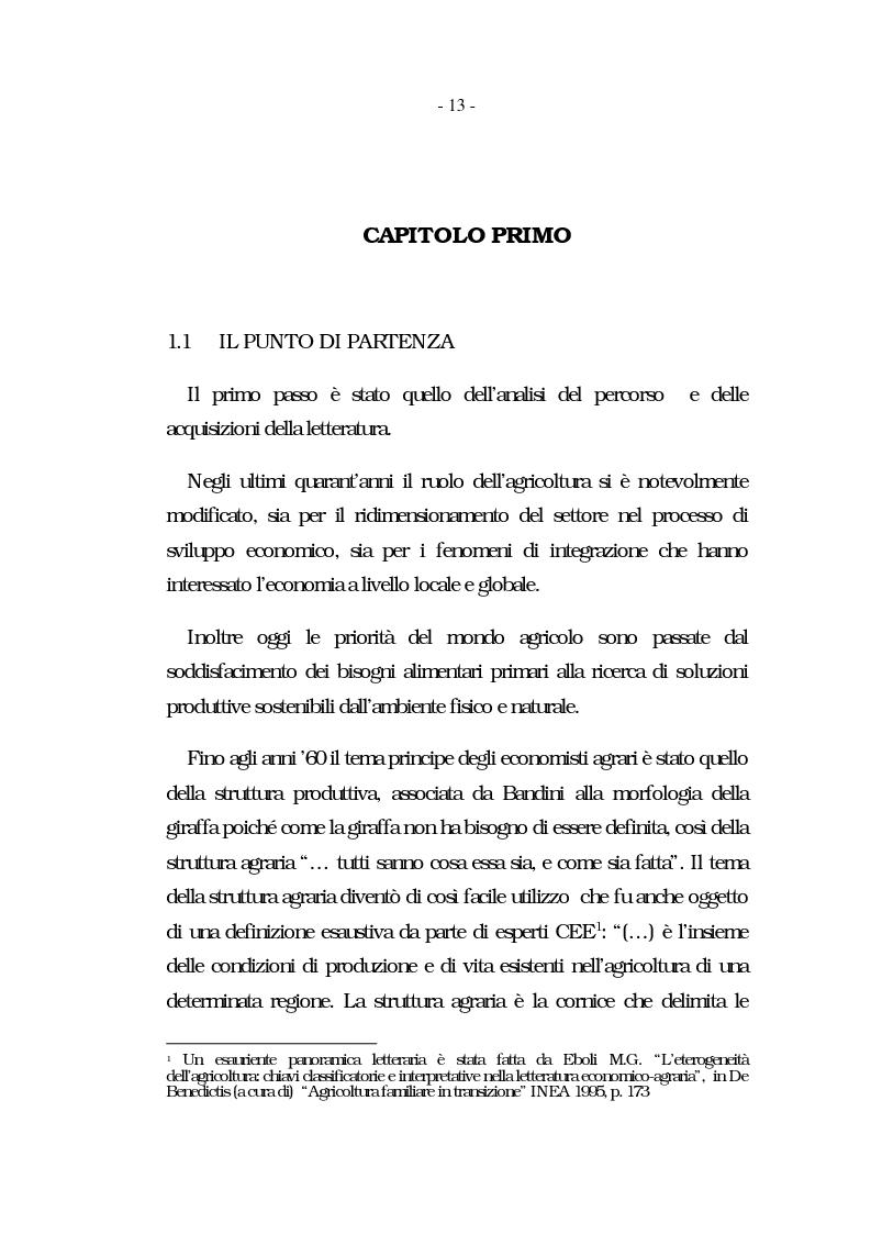 Anteprima della tesi: Nati per essere agricoltori? Aspettative in cambiamento nelle famiglie agricole ennesi, Pagina 10