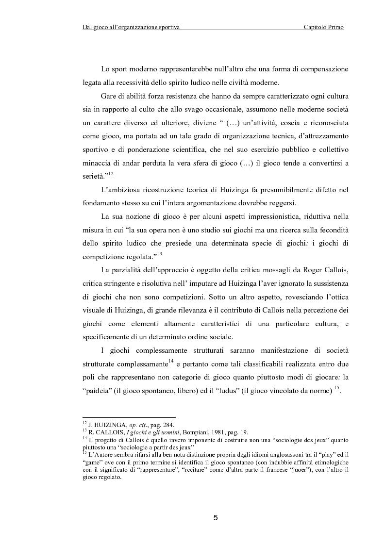 Anteprima della tesi: Il lavoro sportivo, Pagina 15