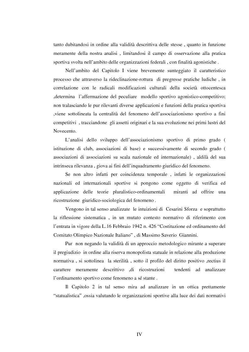 Anteprima della tesi: Il lavoro sportivo, Pagina 4