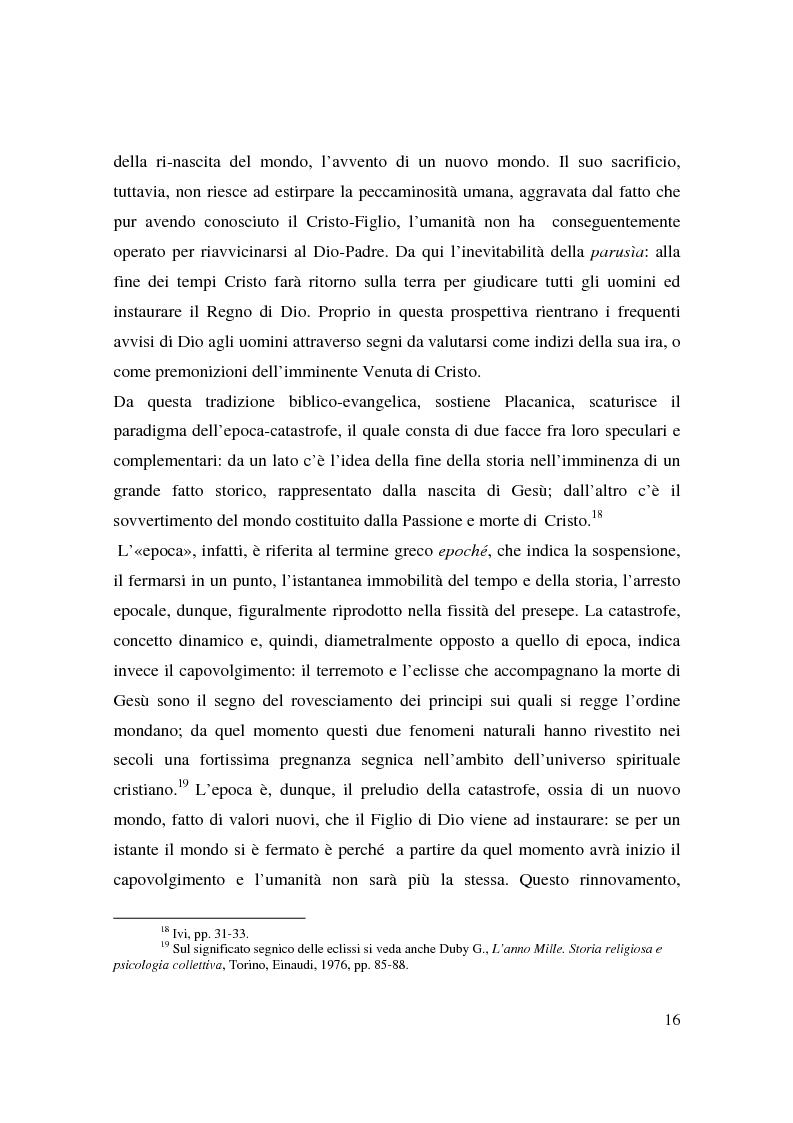 Anteprima della tesi: Apocalisse: senso della fine e mondo globale, Pagina 14