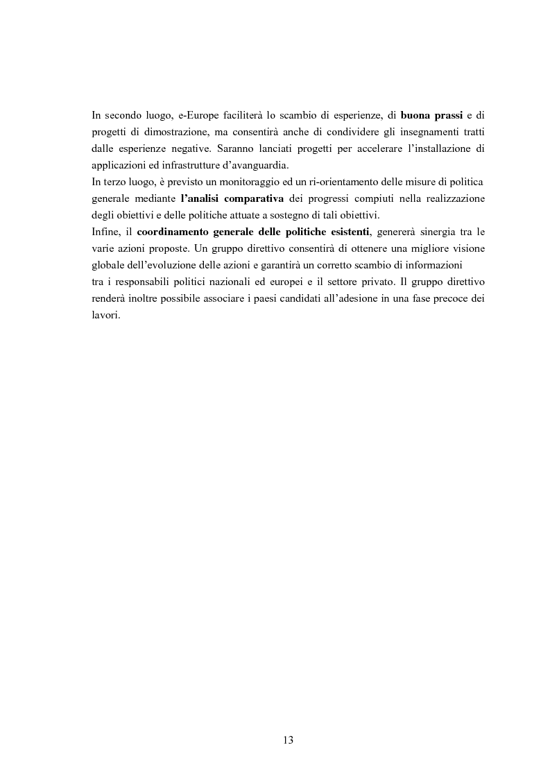 Anteprima della tesi: Un sistema di Knowledge Center per il supporto alle decisioni: un'applicazione rivolta alle Pubbliche Amministrazioni ed alle Piccole e Medie Imprese del Territorio, Pagina 10