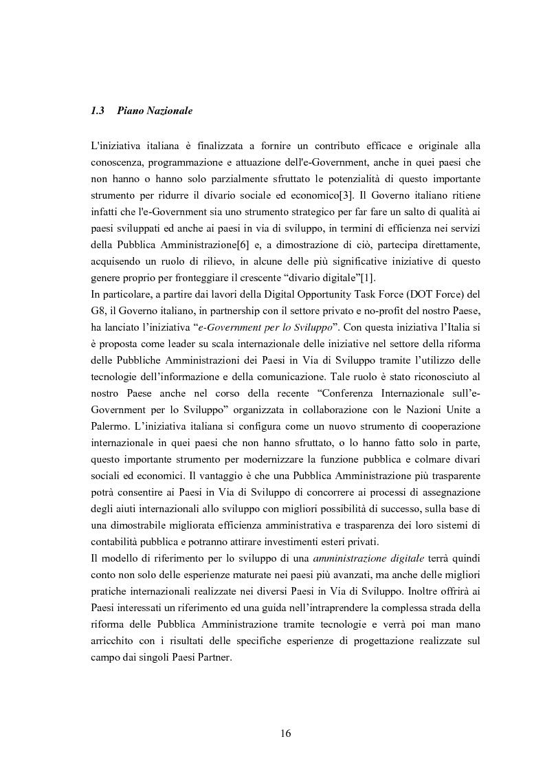 Anteprima della tesi: Un sistema di Knowledge Center per il supporto alle decisioni: un'applicazione rivolta alle Pubbliche Amministrazioni ed alle Piccole e Medie Imprese del Territorio, Pagina 13
