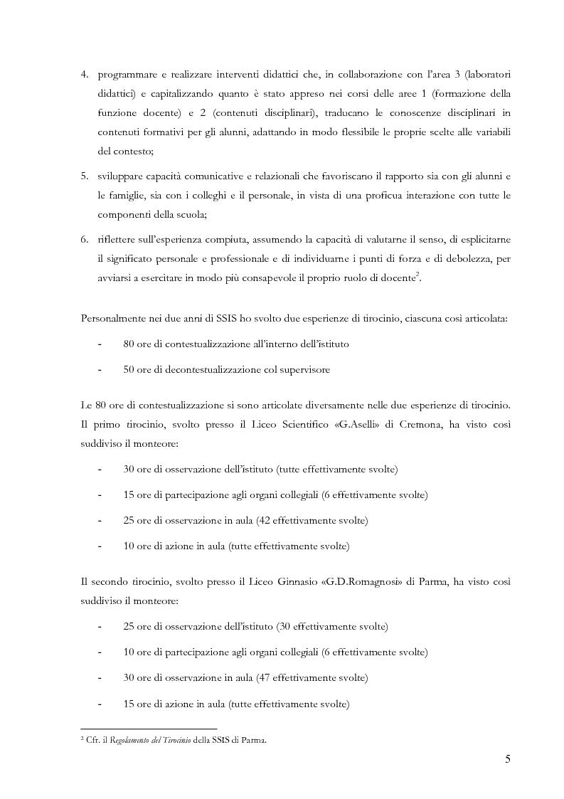 Anteprima della tesi: Proiezioni didattiche sul '900. Contemporaneità della filosofia tra Kant e Nietzsche, Pagina 2