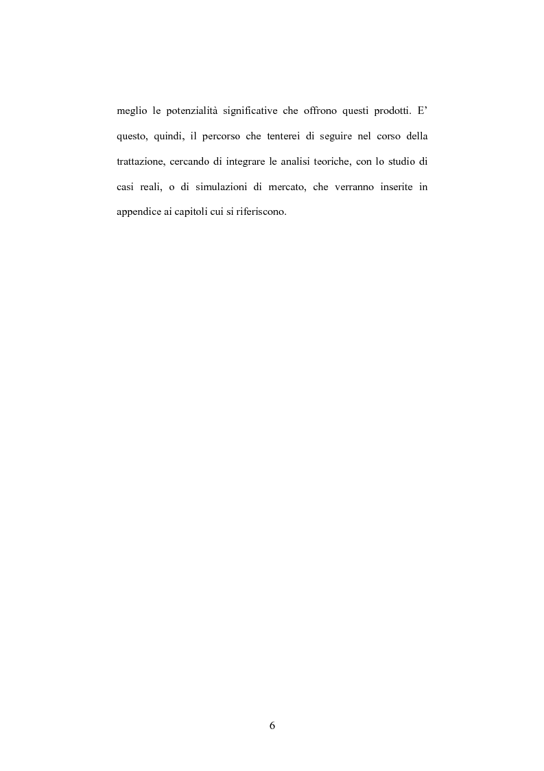 Anteprima della tesi: Daytraders vs Market Makers: tecniche di negoziazione nel mercato dei covered warrant, Pagina 6