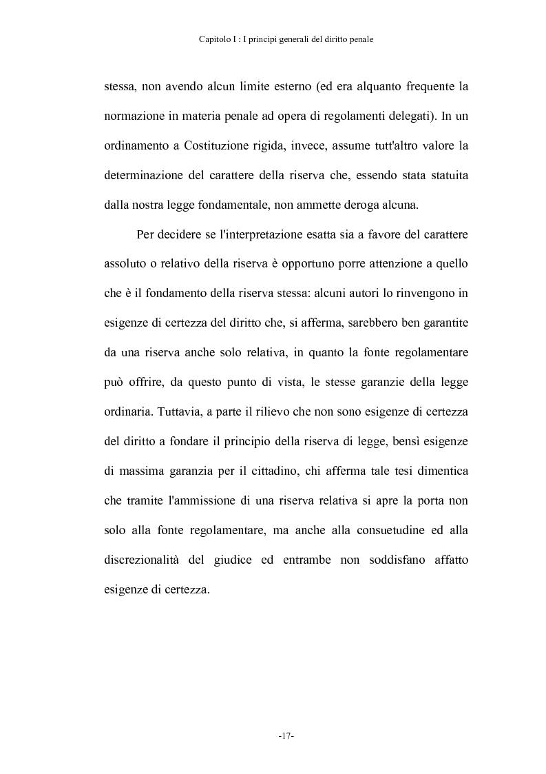 Anteprima della tesi: Diritto penale ed immigrazione: tra tecniche di tutela ed esigenze di riforma, Pagina 11