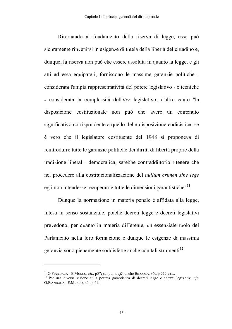 Anteprima della tesi: Diritto penale ed immigrazione: tra tecniche di tutela ed esigenze di riforma, Pagina 12