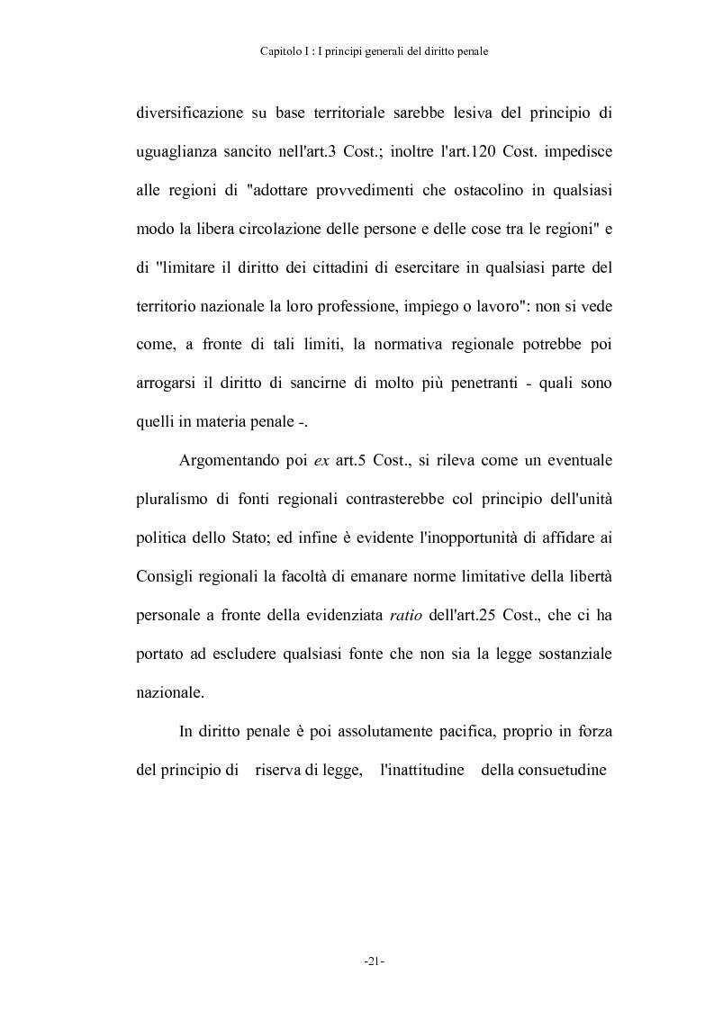 Anteprima della tesi: Diritto penale ed immigrazione: tra tecniche di tutela ed esigenze di riforma, Pagina 15