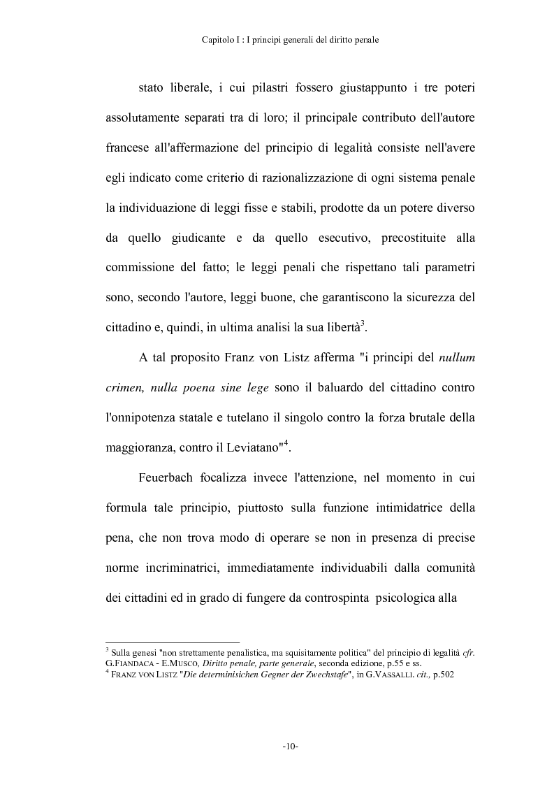 Anteprima della tesi: Diritto penale ed immigrazione: tra tecniche di tutela ed esigenze di riforma, Pagina 4