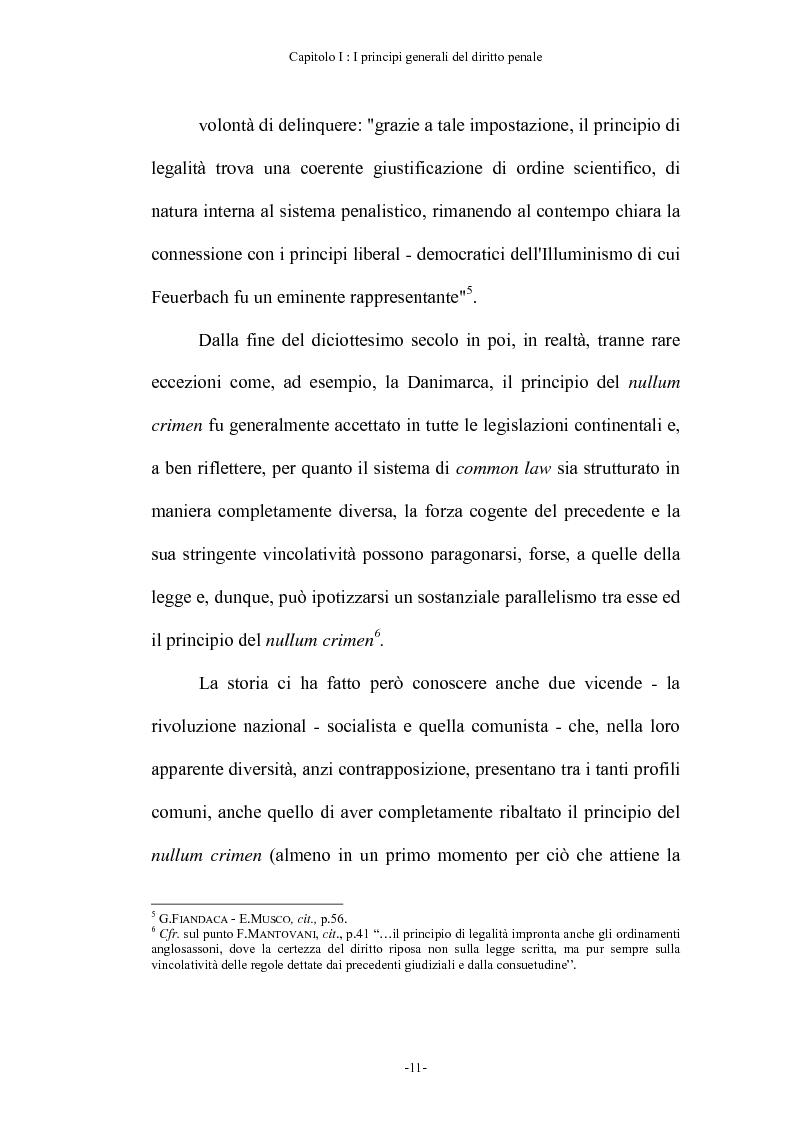 Anteprima della tesi: Diritto penale ed immigrazione: tra tecniche di tutela ed esigenze di riforma, Pagina 5