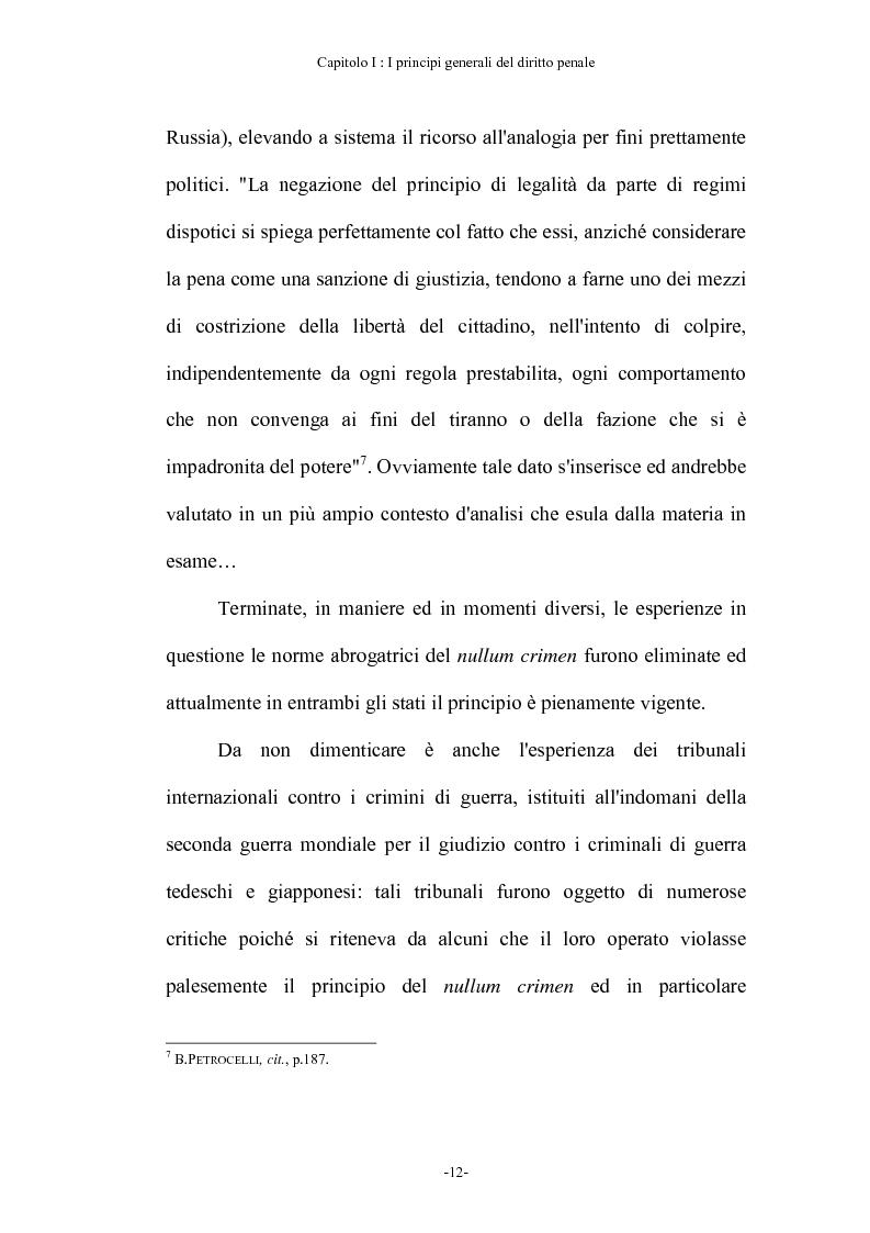 Anteprima della tesi: Diritto penale ed immigrazione: tra tecniche di tutela ed esigenze di riforma, Pagina 6