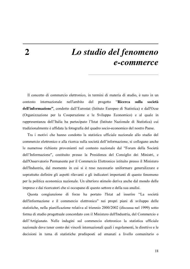 Anteprima della tesi: L'e-commerce nelle PMI del Friuli Venezia Giulia, Pagina 10