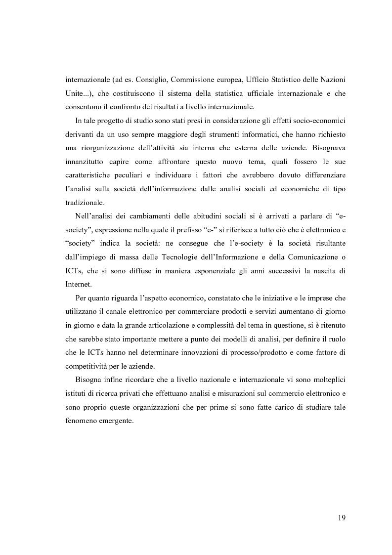 Anteprima della tesi: L'e-commerce nelle PMI del Friuli Venezia Giulia, Pagina 11