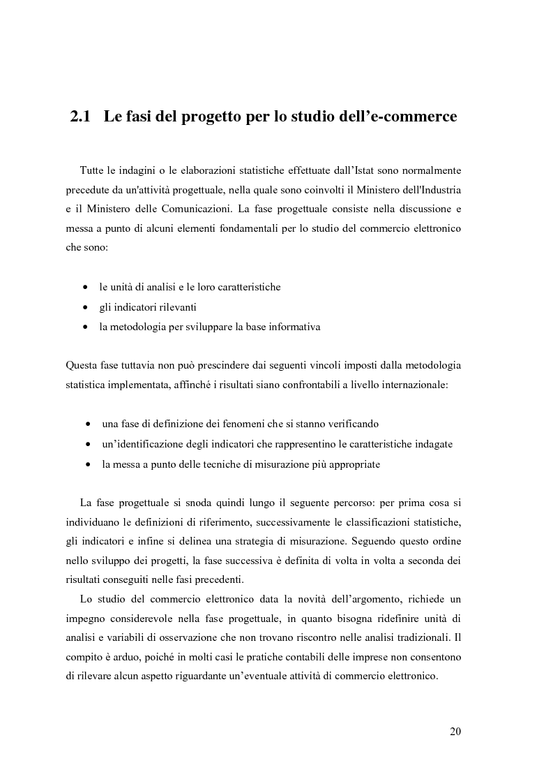 Anteprima della tesi: L'e-commerce nelle PMI del Friuli Venezia Giulia, Pagina 12