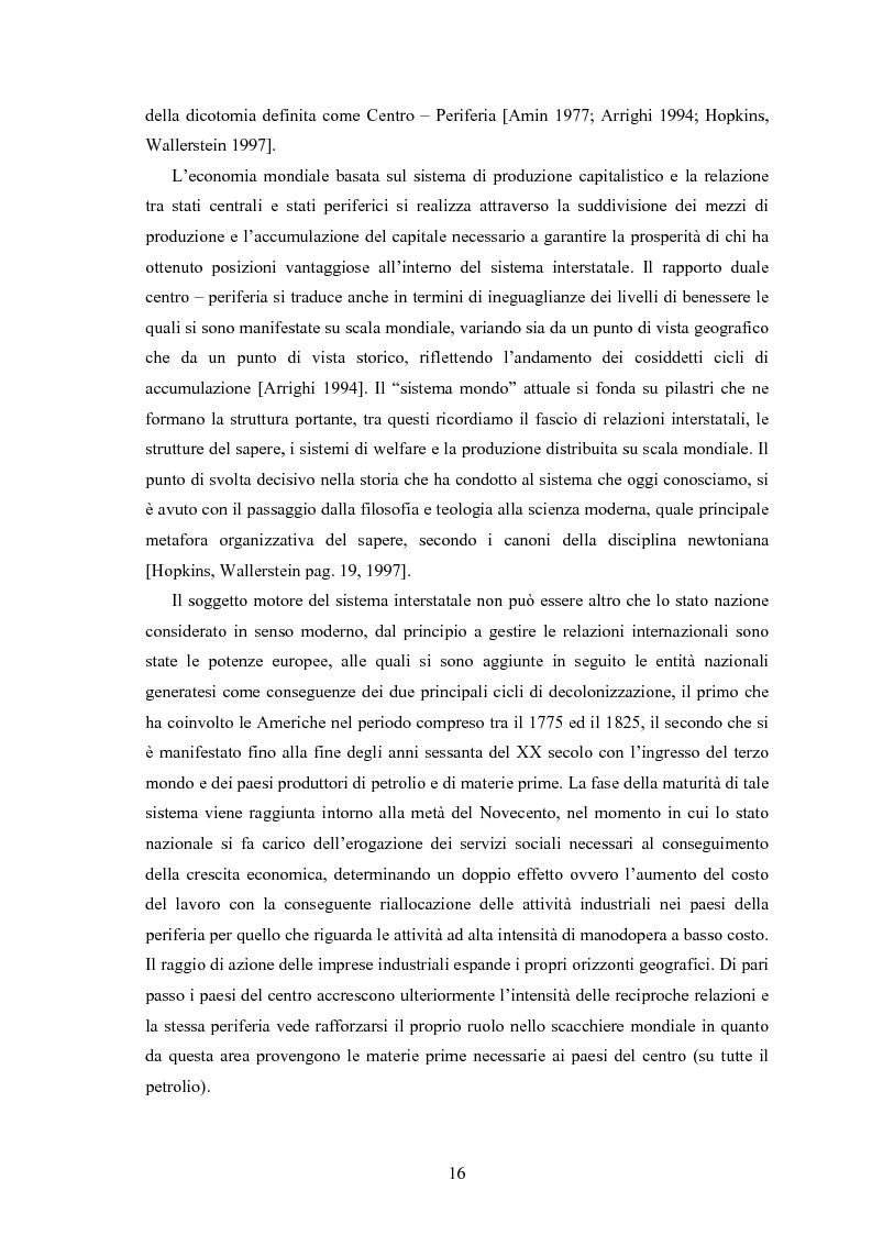 Anteprima della tesi: Capitalismo arabo/islamico. Possibilità di sviluppo economico in Algeria, Libia e Tunisia., Pagina 6