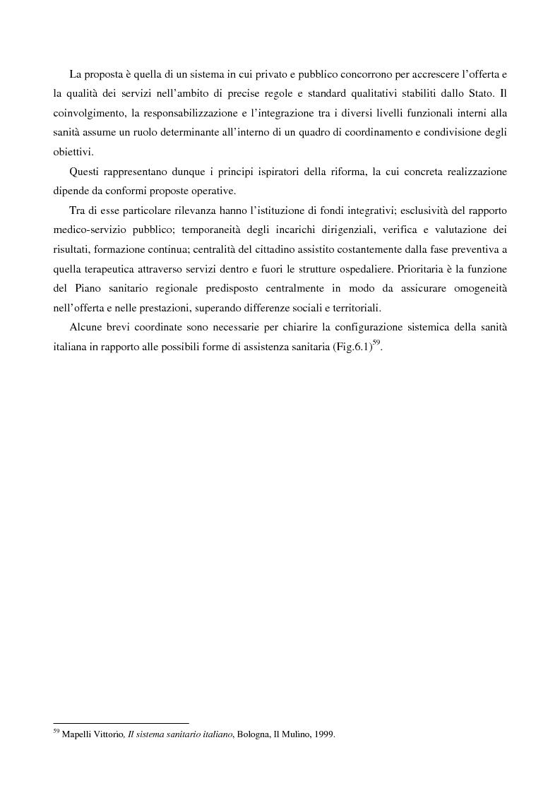 Anteprima della tesi: Economia del benessere: modelli teorici e prospettive metodologiche: il caso della percezione della salute, Pagina 8