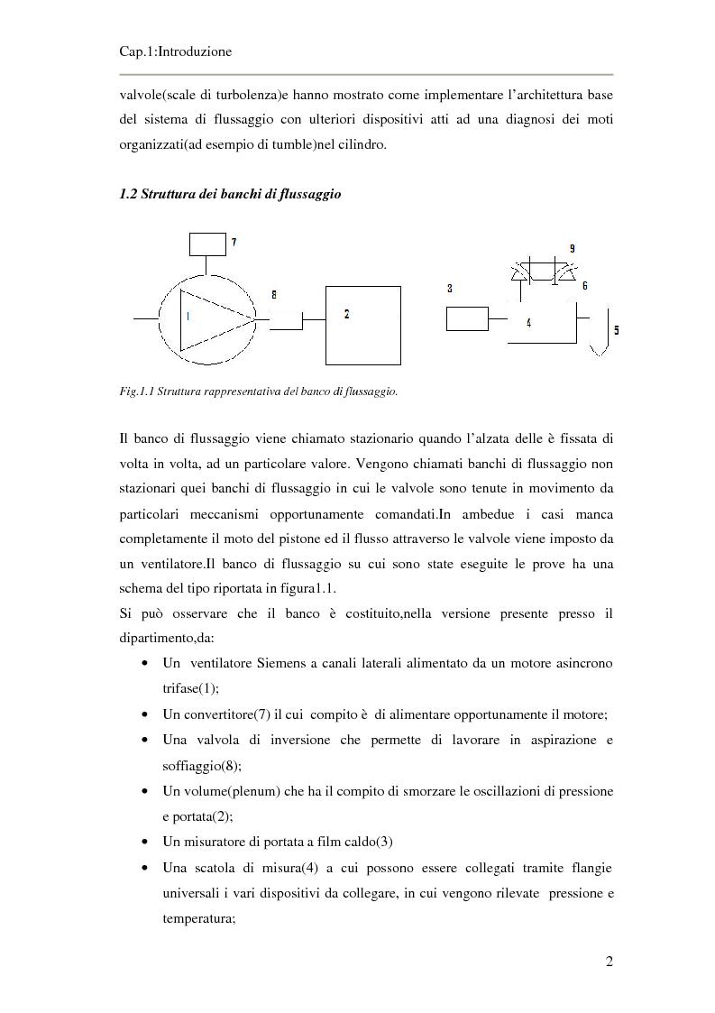 Anteprima della tesi: Progettazione di un banco di flussaggio automatico per teste di motori 4T, Pagina 2